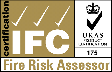 IFC Fire Risk Assessor Certification Logo