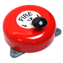 Rotary Fire Gong