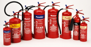 Fire Extinguisher Installation For Foam, CO2, Water, Wet Chemical and Powder Extinguishers